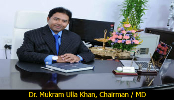 Mukram Ulla Khan, Chairman/CEO, MK International Group